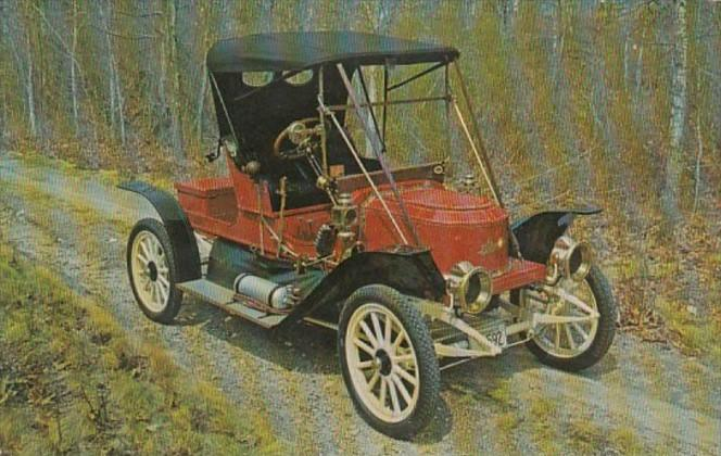 1911 Stanley Steamer Speedster Vintage Car