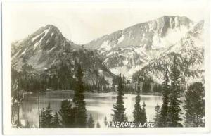 RPPC Aneroid Lake, Oregon, OR 1949