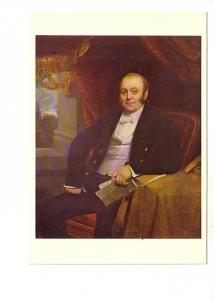 Portrait, George Hudson, The Railway King, National Railway Museum, England