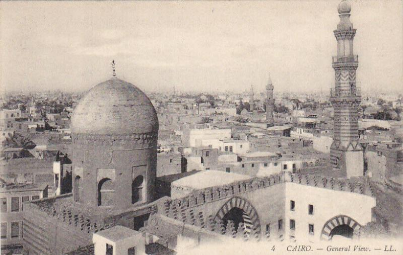 CAIRO , Egypt , 00-10s ; General View