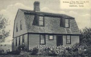 Ethan Allen Birthplace