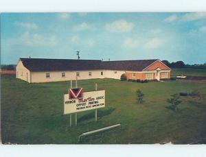 Edge Wear Pre-1980 FACTORY SCENE Lancaster Pennsylvania PA c6547
