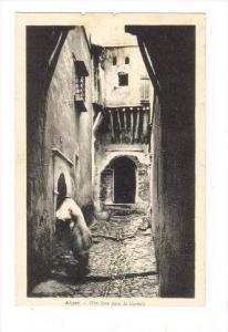ALGER - Une Rue dans la Casbah, 00-10s