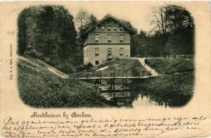 CPA Beekhuizen bij ARNHEM NETHERLANDS (604677)