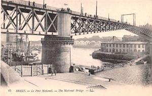 Brest France National Bridge Brest National Bridge
