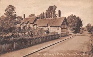 Ann Hathaway's Cottage, Stratford-on-Avon