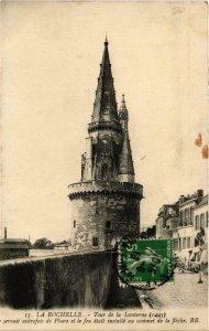 CPA La Rochelle. Tour de la Lanterne. (666684)
