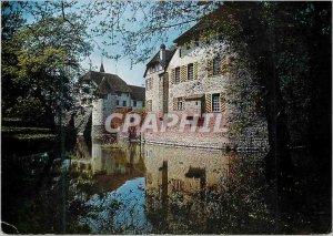 Modern Postcard Schloss Hallwil