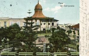 Mexico - Cuernavaca. The Plaza