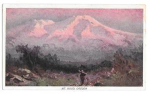 Prudential Insurance Co Mt Hood Oregon Postcard