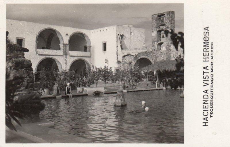 RP: Hacienda Vista Hermosa , Tequesquitengo MOR. Mexico , 1930-40s