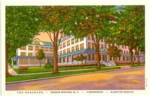 Linen of The Roseboro Sharon Springs NY New York