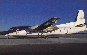 BUSINESS FLIGHT FOKKER F-27-500