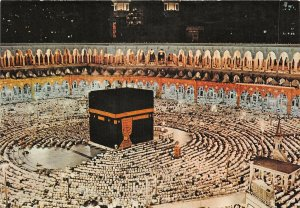 us7226 isha prayer in holy kaaba  saudi arabia