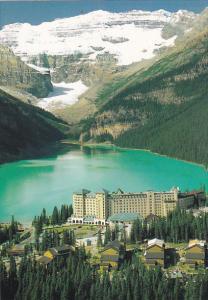 Canada Chateau Lake Louise Alberta