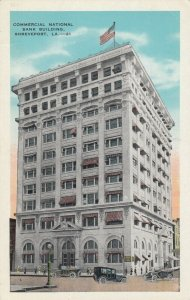 SHREVEPORT , Louisiana , 1910s ; Commercial National Bank Building