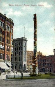 Totem Pole & Pioneer Square