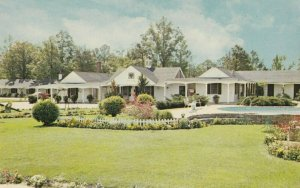 ALLENDALE, South Carolina , 50-60s ;Quality Motel