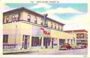 VA Pulaski Hotel Pulaski
