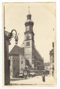 RP  Aus Hall, Tirol, Austria, 1910s