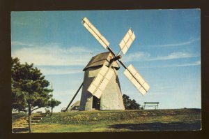 Chatham, Massachusetts/MA Postcard, The Old Grist Mill, Cape Cod