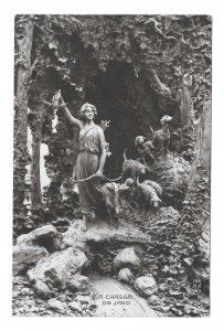 La Chasse Die Jagd The Hunt Artist Signed D Mastroianni 1912 A Noyer Postcard