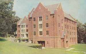 Nebraska Peru W N Delzell Mens Residence Hall On The Campus Of Peru State Col...
