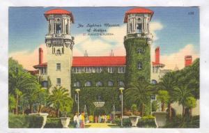 The Lightner Museum of Hobbins, St. Augustine, Florida, 30-40s