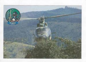 Colecao Aeronaves, Serie II, Os Panther Helicopter, 1996