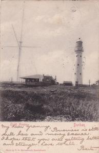 DURBAN , South Africa , PU-1905; Light House