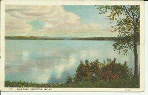 Bridgton, Maine, Long Lake