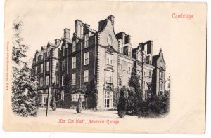 The Old Hall, Newnham College, Cambridge