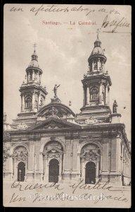 Santiago. - La Catedral.