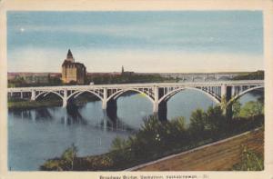 Broadway Bridge , SASKATOON , Saskatchewan , Canada , 20-40s
