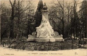 CPA Annecy Jardin public - Le Monument Carnot (618429)