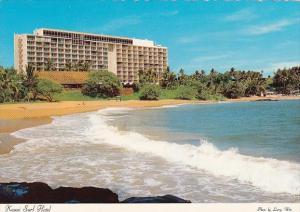 Kauai Surf Hotel Honolulu Hawaii