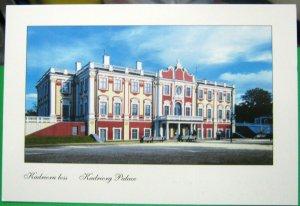Estonia Kadriorg Palace Museum of Foreign Art - unposted