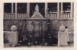 Bad Voslau Austria Vintage Real Photo Postcard