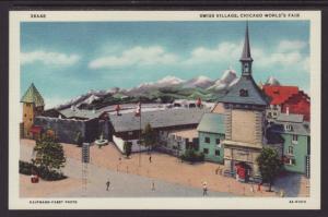 Swiss Village,Chicago World's Fair