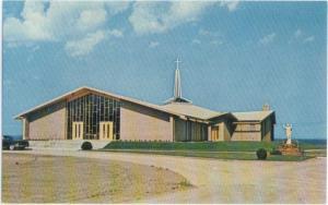 Sacred Heart Church Oscoda Michigan MI