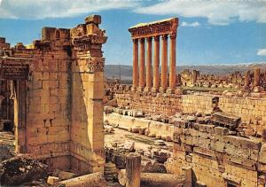 Lebanon Baalbeck Pillars of Juputer's Temple