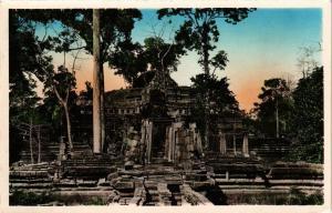 CPA CAMBODIA ANGKOR-THOM - Le Baphuon (212572)