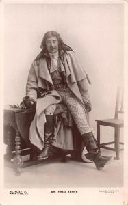 Edwardian Era Actor Mr. Fred Terry