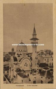romania, CONSTANTA CONSTANȚA, The Great Mosque, Islam (1910s)