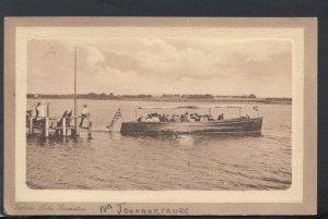 South Africa Postcard - Victoria Lake, Germiston, Gauteng    T6858