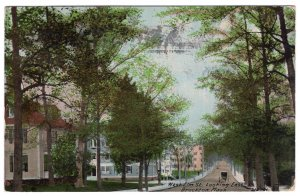 Brockton, Mass, West Elm St. Looking East