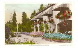 RP, Residence, In Butchart's Gardens, Victoria, British Columbia, Canada, 192...