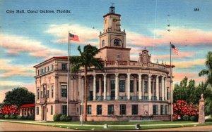 Florida Coral Gables City Hall 1954