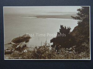 Somerset MINEHEAD BAY & PIER HOTEL c1912 RP Postcard by Judges 931