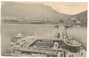Open Air Concert Hall Theatre, Promenade Pier, Cape Town, South Africa, 00-10s
